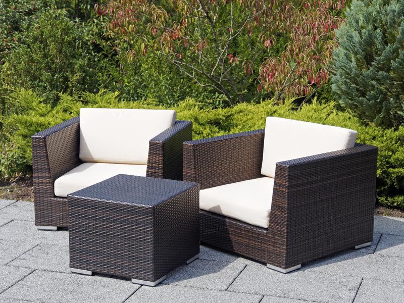 Rattanmöbel terrasse  Schutz für Gartenmöbel – Wofür Abdeckhüllen gut sind
