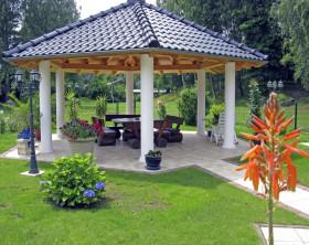 Welcher Pavillon ist der beste für Ihren Garten?