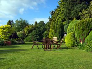 geschichte der gartenkultur: der englische garten, Garten Ideen