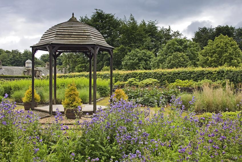 Geschichte Der Gartenkultur: Der Englische Garten