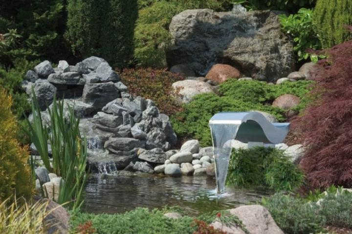 Design-Wasserfall Birdie