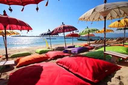 Sonnenschirme Und Co. ? Sonnenschutz Im Garten Sonnenschirm Balkon Terrasse