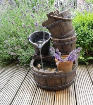 Gartenbrunnen: Welche gibt es? Was unterscheidet sie?