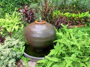 Terrassen-Brunnen