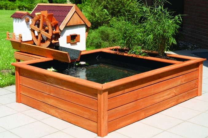 Gartenteich fürs Zuhause: Welche Form ist am besten?
