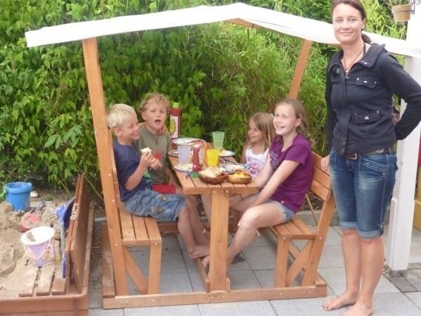den kindergeburtstag im garten feiern so geht s richtig los. Black Bedroom Furniture Sets. Home Design Ideas