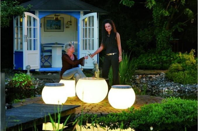 gartenbeleuchtung 3 tolle ideen f r ihren garten. Black Bedroom Furniture Sets. Home Design Ideas