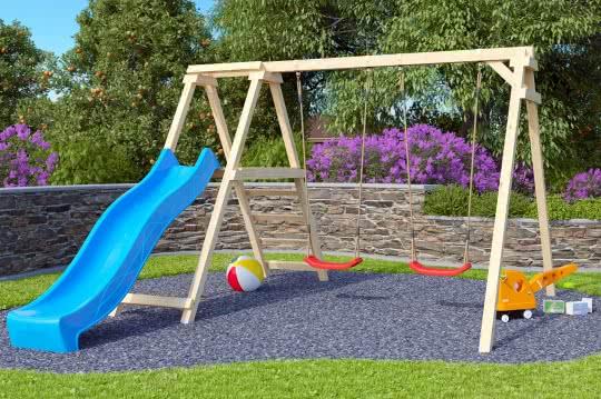 Geliebte Ein Kindheitstraum: Bauen Sie einen eigenen Spielplatz #MZ_23