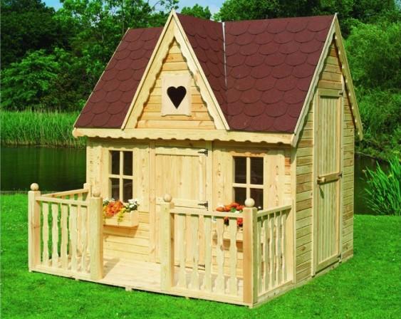 ein kindheitstraum: bauen sie einen eigenen spielplatz, Garten und Bauen