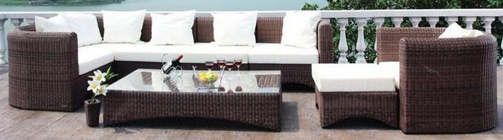 polyrattan lounges gartenmoebel de. Black Bedroom Furniture Sets. Home Design Ideas