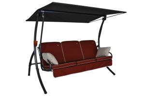 g nstige hollywoodschaukel. Black Bedroom Furniture Sets. Home Design Ideas
