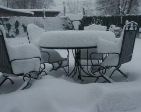 Optimaler Winterschutz Ihrer Gartenmöbel