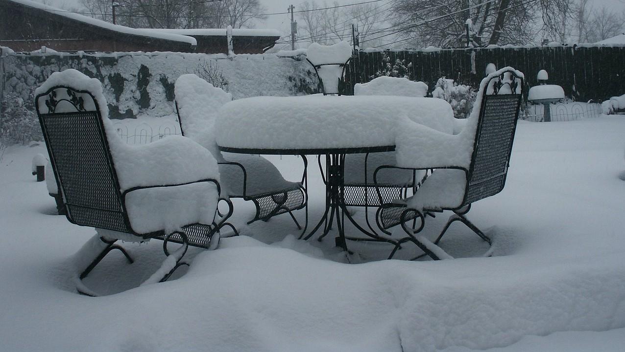 Winterschutz Ihrer Gartenmobel Gartenmoebel De