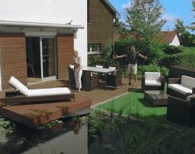 Der Sommer kommt: Chillen im eigenen Garten