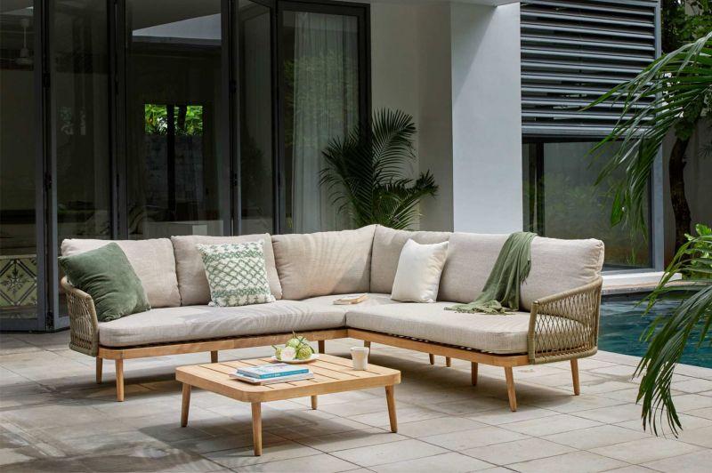 Outflexx Lounge Sets für die Terrasse
