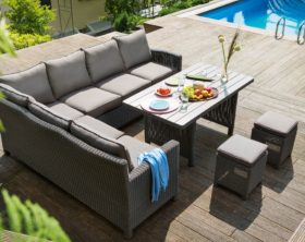 Frühjahrsputz für Ihre Gartenmöbel: Mit der richtigen Pflege bereit für den Sommer