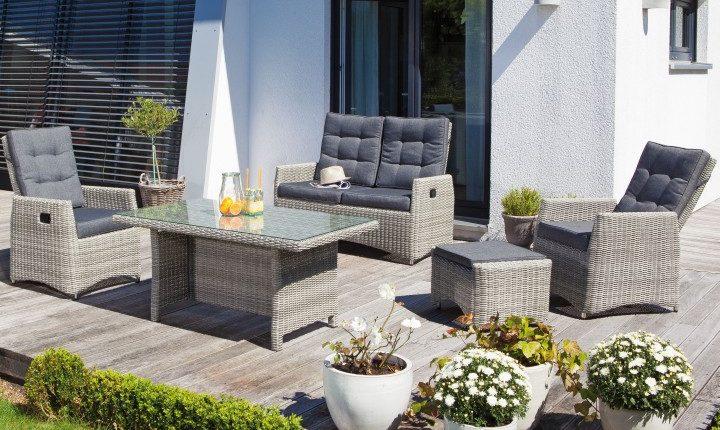 Gartenmöbel Material Übersicht
