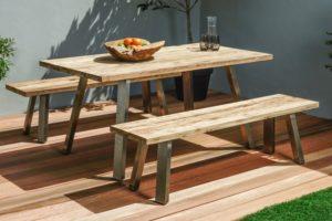 Gartenmöbel aus Teak-Holz