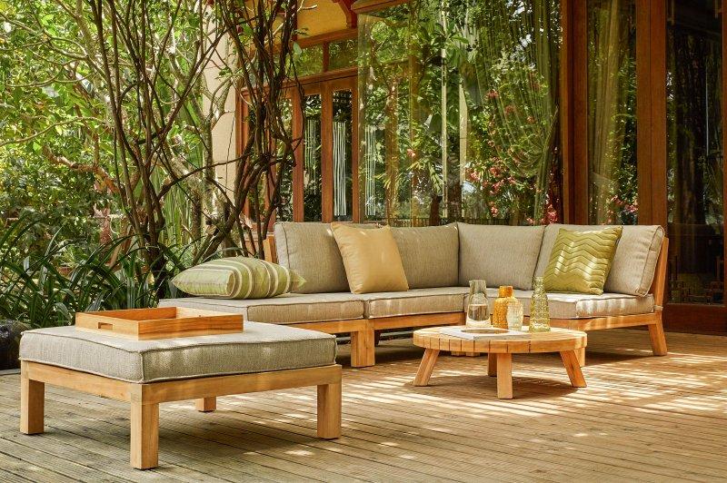 Nachhaltige Gartenmöbel mit FSC Siegel
